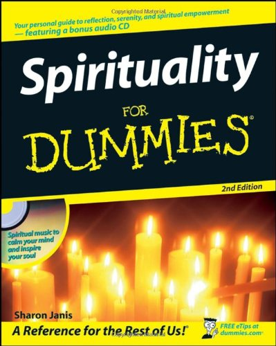 Spirituality for Dummies  2nd 2008 9780470191422 Front Cover