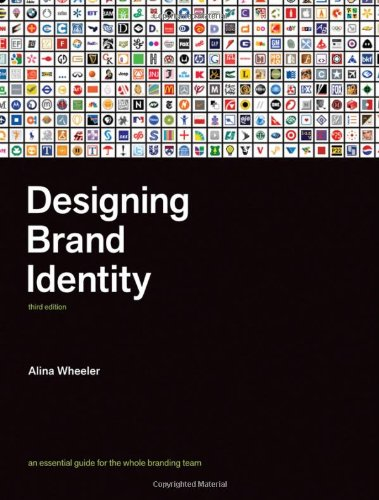 Designing Brand Identity An Essential Guide for the Whole Branding Team 3rd 2010 edition cover