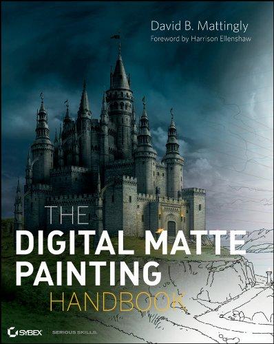 Digital Matte Painting Handbook   2011 edition cover