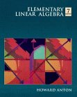 Elementary Linear Algebra  7th 1994 9780471587422 Front Cover