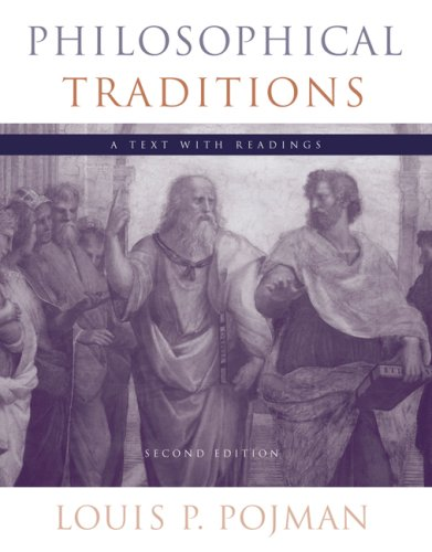 Philosophical Traditions A Text with Readings 2nd 2006 (Revised) 9780534570422 Front Cover