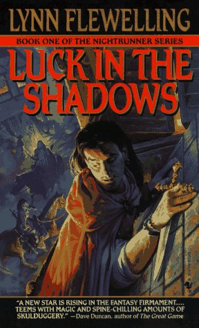 Luck in the Shadows  N/A 9780553575422 Front Cover