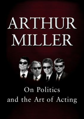On Politics and the Art of Acting   2001 edition cover