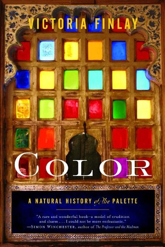 Color A Natural History of the Palette  2002 edition cover