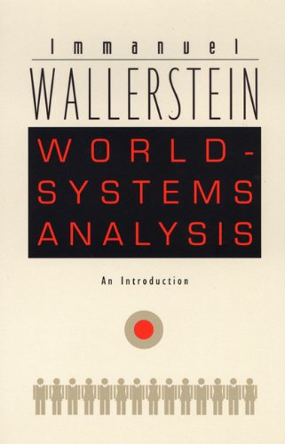 World-Systems Analysis An Introduction  2004 edition cover