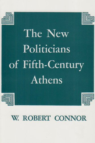 New Politicians of Fifth-Century Athens  Reprint edition cover