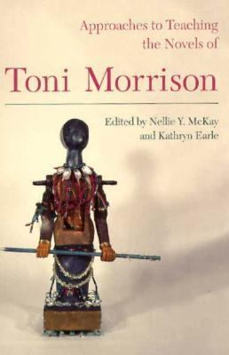 Approaches to Teaching the Novels of Toni Morrison  N/A edition cover