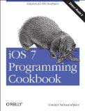IOS 7 Programming Cookbook   2013 edition cover