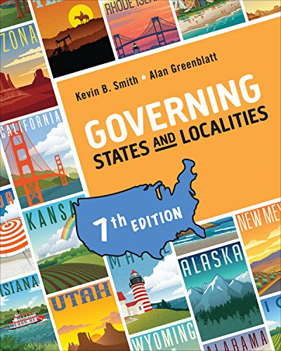 Governing States and Localities  7th 2020 9781544325422 Front Cover
