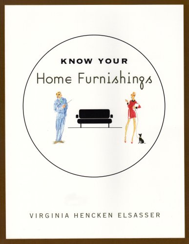 Know Your Home Furnishings   2004 edition cover