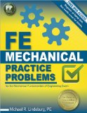 FE Mechanical Practice Problems   2014 edition cover