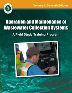 OPERATION+MAINTENANCE OF WASTEWATER..V2 N/A 9781593710422 Front Cover