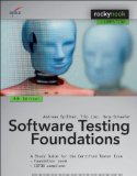 Software Testing Foundations A Study Guide for the Certified Tester Exam 4th 2014 edition cover