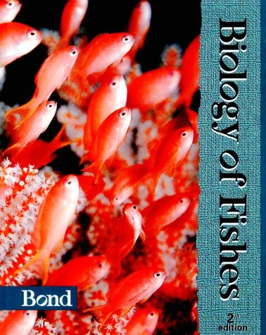 Biology of Fishes  2nd 1996 (Revised) edition cover
