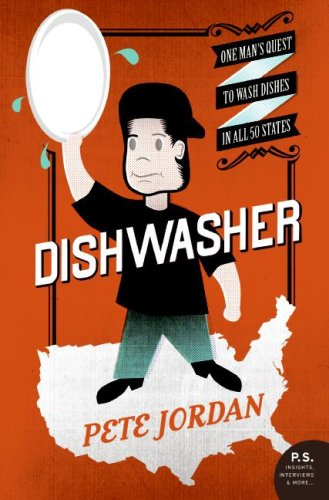 Dishwasher One Man's Quest to Wash Dishes in All Fifty States N/A edition cover