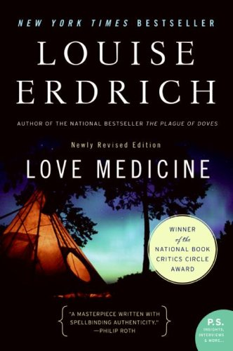 Love Medicine   2009 (Revised) 9780061787423 Front Cover