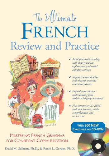 Ultimate French Review and Practice Mastering French Grammar for Confident Communication  2007 edition cover