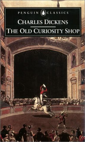 Old Curiosity Shop   2000 edition cover