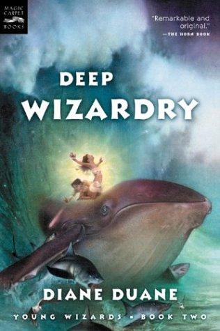 Deep Wizardry   1985 edition cover