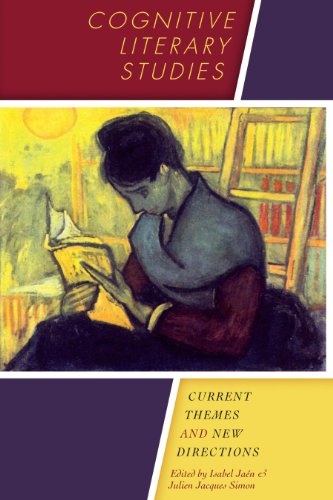 Cognitive Literary Studies Current Themes and New Directions  2012 edition cover