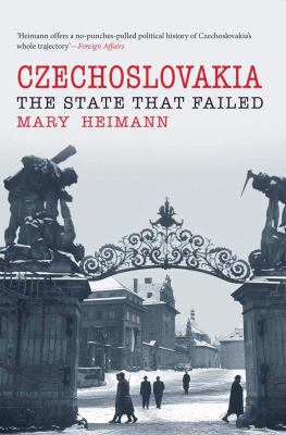 Czechoslovakia The State That Failed  2011 edition cover