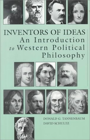 Inventors of Ideas An Introduction to Western Political Philosophy  1998 edition cover