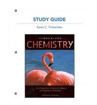 Study Guide for Chemistry An Introduction to General, Organic, and Biological Chemistry 11th 2012 edition cover