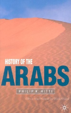 History of the Arabs  10th 2002 (Revised) edition cover