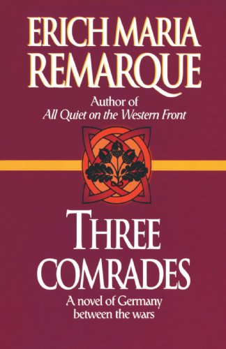 Three Comrades  N/A edition cover