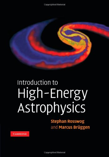 Introduction to High-Energy Astrophysics  N/A edition cover