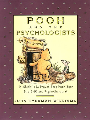 Pooh and the Psychologists   2001 9780525465423 Front Cover
