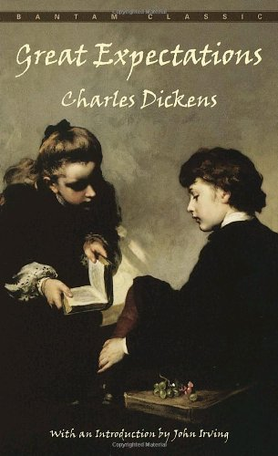 Great Expectations   1986 (Reprint) 9780553213423 Front Cover