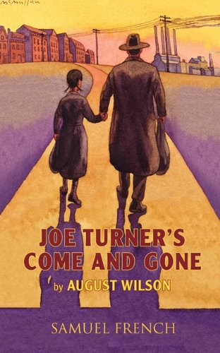 JOE TURNER'S COME+GONE 1st edition cover