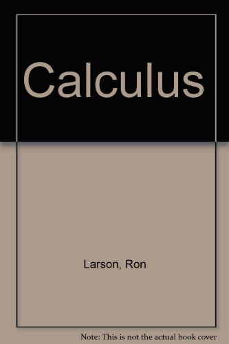 Calculus : Etf 4th Edition Plus Calculus Maple 10 Student Edition Software 8th Edition 4th 2007 9780618819423 Front Cover