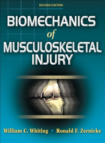 Biomechanics of Musculoskeletal Injury  2nd 2008 edition cover