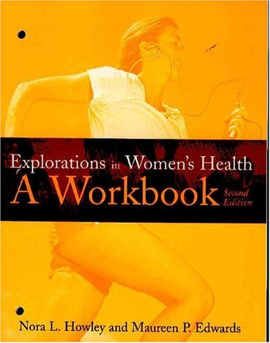 Explorations in Women's Health  2nd 2004 (Revised) edition cover