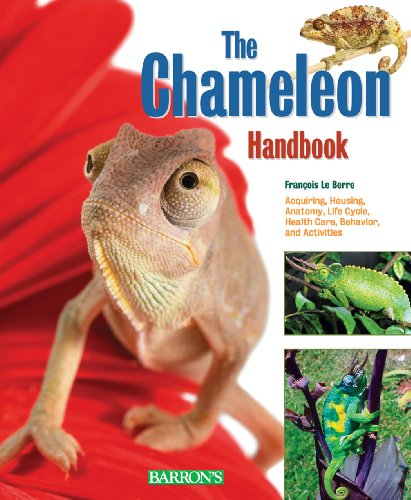 Chameleon Handbook  3rd 2009 (Revised) edition cover