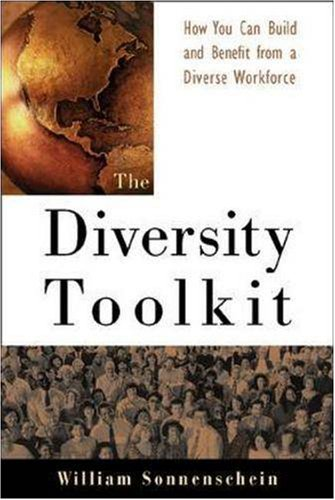 Diversity Toolkit How You Can Build and Benefit from a Diverse Workforce  1998 edition cover