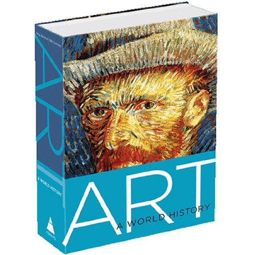 Art A World History  2007 edition cover