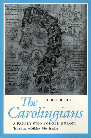 Carolingians A Family Who Forged Europe  1993 edition cover