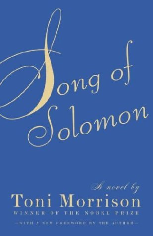 Song of Solomon   2004 9781400033423 Front Cover
