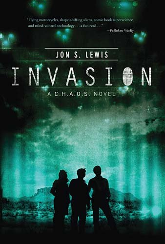 Invasion   2011 9781401685423 Front Cover