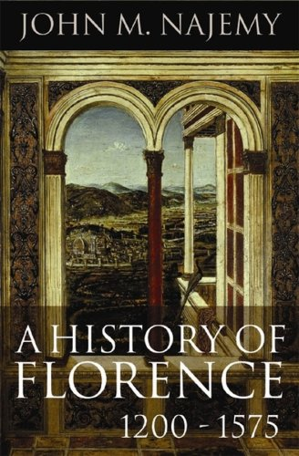 History of Florence 1200-1575   2006 edition cover