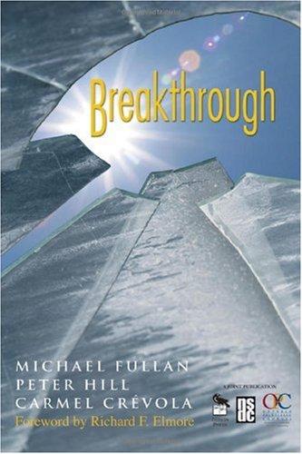 Breakthrough   2006 edition cover