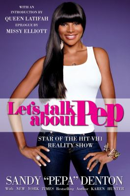 Let's Talk about Pep  N/A 9781416551423 Front Cover