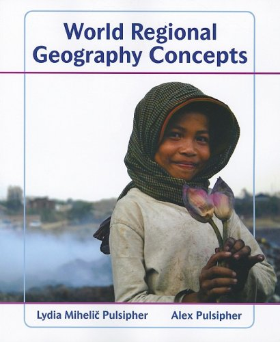 World Regional Geography Concepts  N/A edition cover