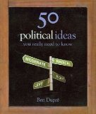 50 Political Ideas You Really Need to Know   2013 edition cover