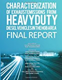 Characterization of Exhaust Emissions from Heavy-Duty Diesel Vehicles in the HGB  N/A 9781493624423 Front Cover