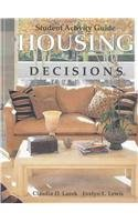 Housing Decisions  2004 (Student Manual, Study Guide, etc.) edition cover