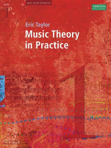 Music Theory in Practice  2008 edition cover
